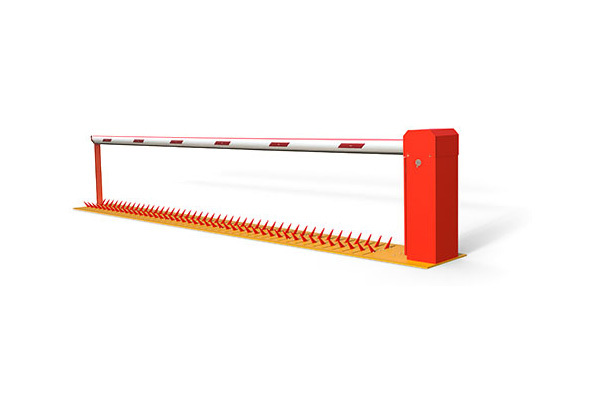 ELECTROMECHANICAL ARM BARRIER WITH TYRE KILLER